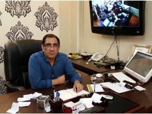 دکتر مجید راستی اردکانی جراح بینی اصفهان